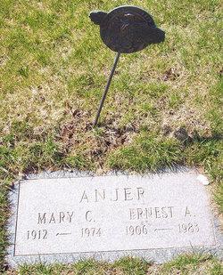 Ernest A Anjer