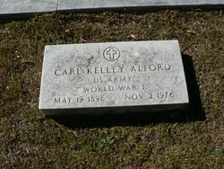 Carl <i>Kelley</i> Alford