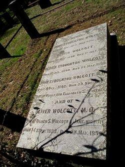 Oliver Stoughton Wolcott, Sr