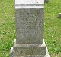 Eliza Jane <i>Finley</i> Mackie