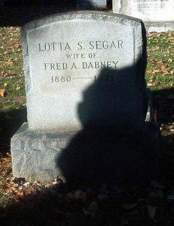 Lotta S. <i>Segar</i> Dabney