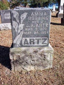Amma <i>Robbins</i> Artz