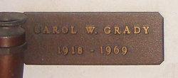 Carol W. Grady