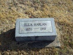Ella Harlan
