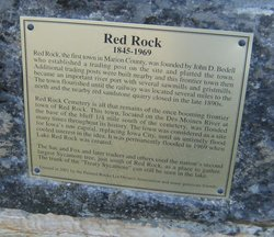 Red Rock Cemetery
