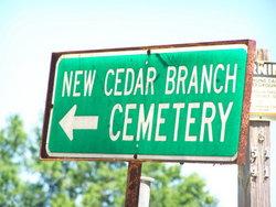 New Cedar Branch Cemetery