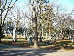 Mount Pleasant Municipal Cemetery