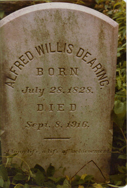 Alfred Willis Dearing