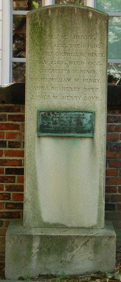 Daniel William McHenry