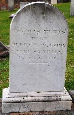Thomas Tufts