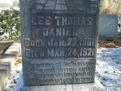 Lee Thomas Daniel