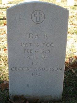 Ida Roosevelt <i>Kee</i> Anderson