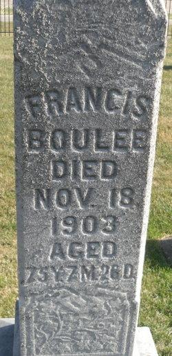 Francis Frank Boulee