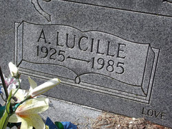 Agnes Lucille <i>Graves</i> Goldsborough