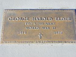George Harold Elder