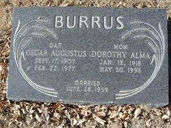 Dorothy Alma <i>Smith</i> Burrus