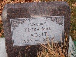 Flora Mae <i>Bybee</i> Adsit