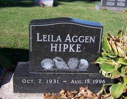 Leila <i>Aggen</i> Hipke