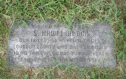 Stephen Hawpe Adams