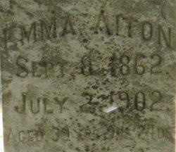 Mary Emma Emma <i>McClintock</i> Aiton