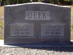 George W Delk