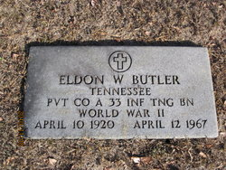 Eldon Wade Butler