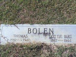 Lottie <i>Birt</i> Bolen