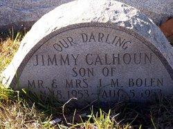 James Calhoun Jimmy Bolen