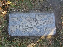 John Michael Jajkowski