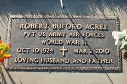 Robert Buford Acree
