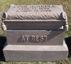 John Andrew Angle