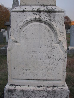 Rev George Goldthwait Ingersoll