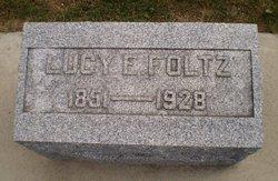 Lucy Elizabeth Lizzie <i>Nordyke</i> Foltz
