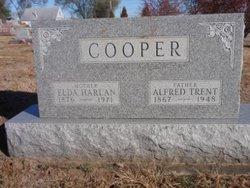 Elda <i>Harlan</i> Cooper