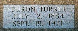 Duron <i>Turner</i> Deen