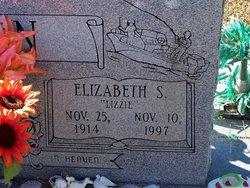 Elizabeth Lizzie <i>Sanders</i> Bolen