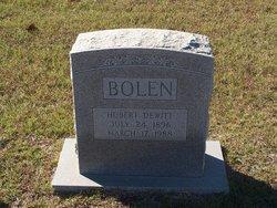 Hubert Dewitt Bolen