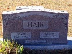 Fannie <i>Yarbrough</i> Hair