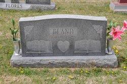 Mamie T <i>Coggin</i> Bland