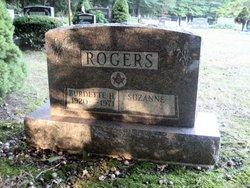 Suzanne Joan <i>Mott</i> Rogers