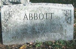 Ann N Abbott