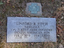 Linford R Fitch