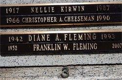 Diane Angela <i>Centola</i> Fleming