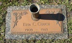 Esta <i>Strong</i> Couch