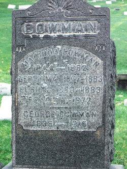 Gertrude May Gerty Bowman
