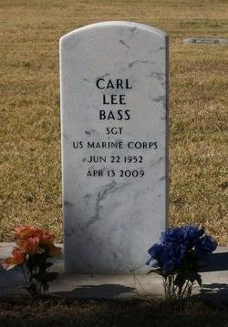 Carl Lee Bass