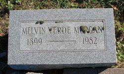 Melvin Verde Morgan