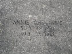 Annie <i>Green</i> Chestnut