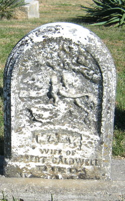Mary <i>Wisely</i> Caldwell
