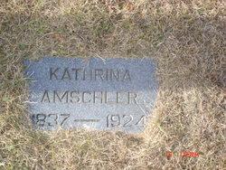 Kathrina Amschler